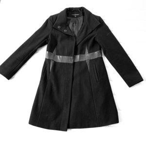VIA SPIGA Pea Coat Size 12